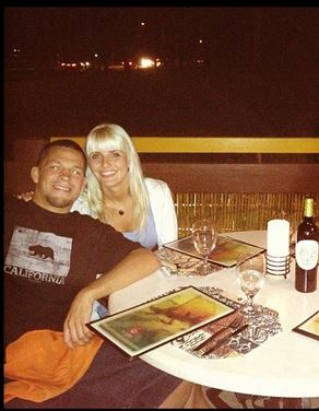 Misty Brown is MMA Fighter Nate Diaz' Girlfriend!