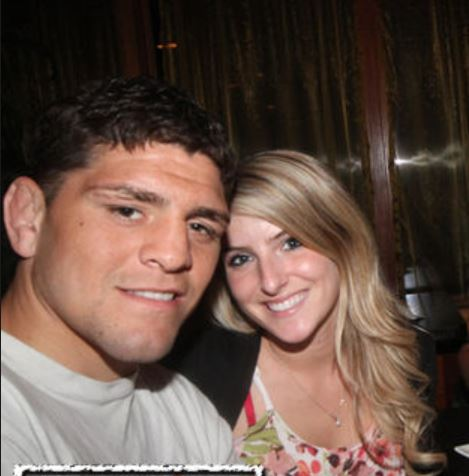 Who is Nick Diaz' Girlfriend? Heather Thomas!!