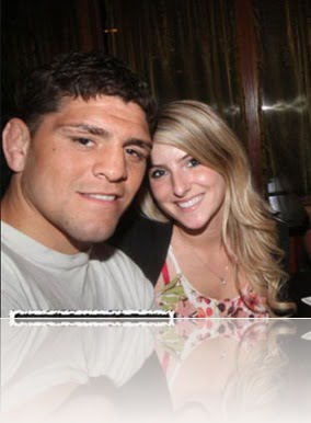 Nick Diaz Girlfriend photo
