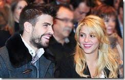 Shakira- Gerard Pique