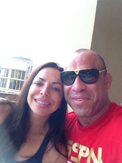 Tea Silva is MMA Wanderlei Silva's Wife