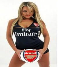 Sexiest Arsenal WAGs (PHOTOS)