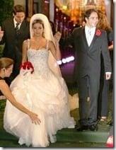 felipe massa raffaela bassi wedding picture