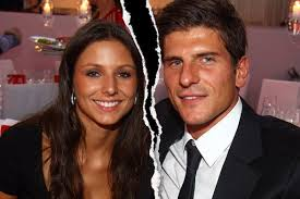 mario gomez ex girlfriend silvia meichel