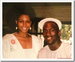 Pamela Evette Smith is Michael Jordan's Baby Mama (PHOTOS)