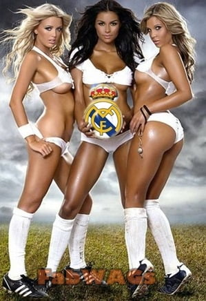 Top Real Madrid WAGs