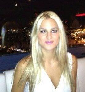 sergio busquets girlfriend Elena Galera Morón