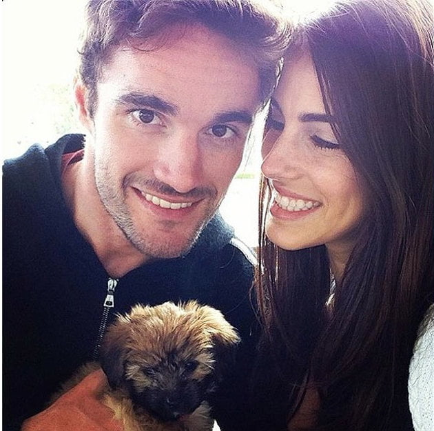 Thom Evans' new girlfriend is 90210 Jessica Lowndes