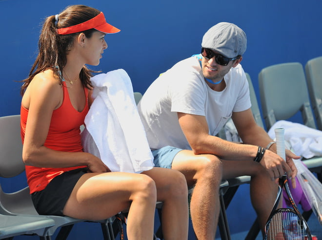 Who is ana ivanovic dating 2012. online dating difficulties of being a single.