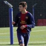 Former FC Barcelona coach Tito Vilanova underwent surgery last November to remove a tumor on his parotid gland and after going through cancer treatment , he came back to coaching but left the team in 2013. Tito passed away in April, 2014, he leaves behind his loving wife Motse and their two children. #titovilanova #barcelona #montsechaure #montsevilanova @fabwags