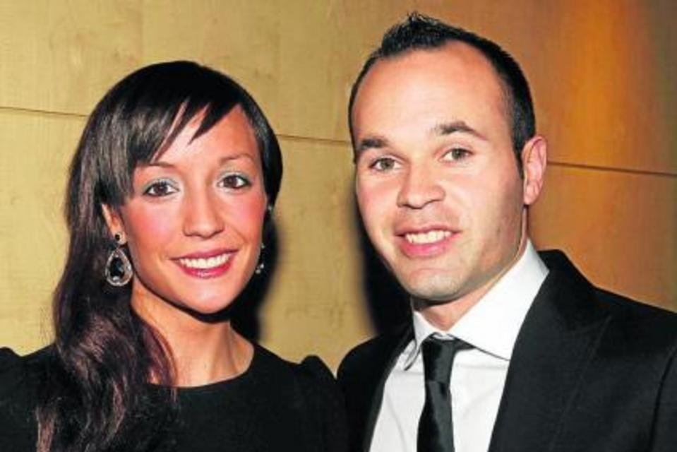 Anna Ortiz Iniesta is Andres Iniesta's Wife (PHOTOS)