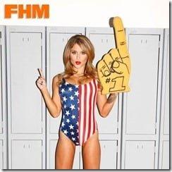Arianny Celeste & Brittney Palmer FHM