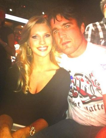 Brittany Smith Is Chael Sonnen's Girlfriend