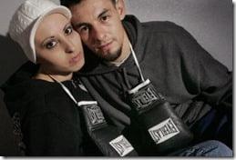 Casey Guerrero Boxer Robert guerrero wife_pictures