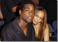Chris Webber Tyra Banks