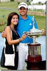 Ellie Harvey Day Jason Day wife-pic