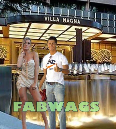 Hotel Villa Magna Andressa Urach Cristiano Ronaldo affair