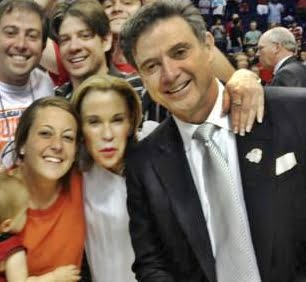 Jacqueline Pitino is Louisville cardinals coach Rick Pitino's daughter