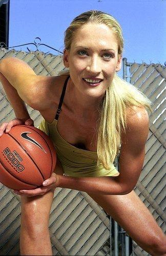 Carolyn Moos - NBA First Gay player Jason Collins' Ex ...
