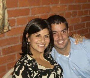 Jenna Auriemma husband Todd Stigliano