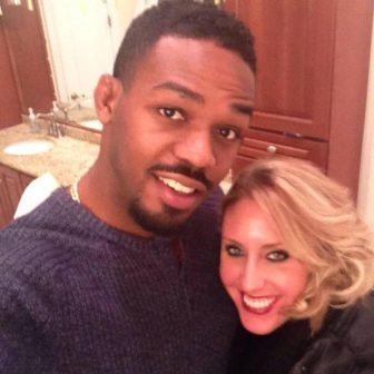 Jessie Moses UFC Jon Jones' Girlfriend/ Fiance