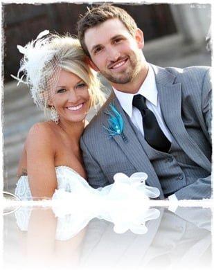 Jon Niese Leakh Eckman Niese wedding photo