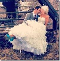 Jon Niese Leakh Eckman Niese wedding photos