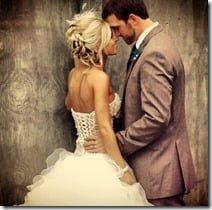 Jon Niese Leakh Eckman Niese wedding pic