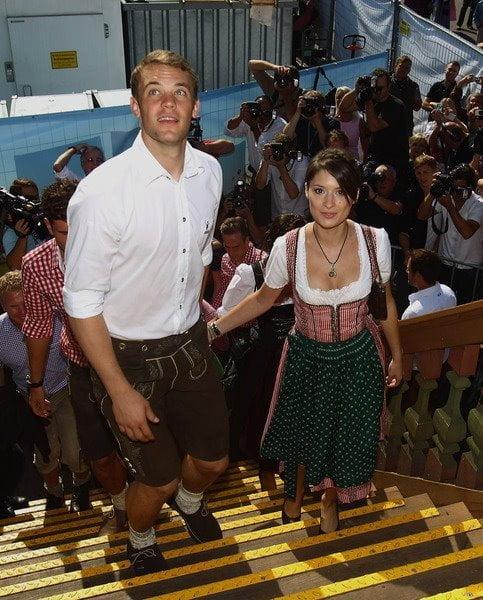 Kathrin Gilch- Manuel Neuer's Girlfriend
