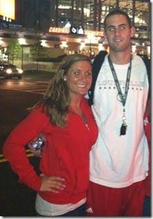 Kaycee Loucka is Louisville Cardinals Luke Hancock's Girlfriend (PHOTOS)