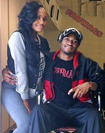 Louisville Cardinals Kevin Ware Girlfriend Brittany Kelly pic