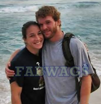 Trent Goodale is Female MMA  Fighter Sara McMann' boyfriend