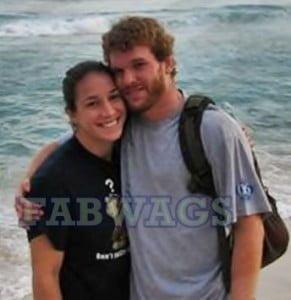 MMA Sara McMann boyfriend Trent Goodale