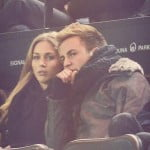 Mario Gotze girlfriend Ann Katrin photo