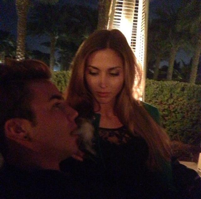 Mario Gotze girlfriend Ann Katrin picture