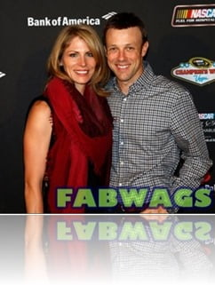 Matt Kenseth wife Katie Martin Kenseth