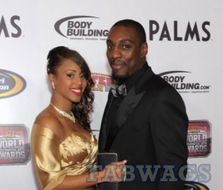 Vantris Patterson- UFC Mr. Wonderful Phil Davis' Girlfriend/ Baby Mama  (PHOTOS)