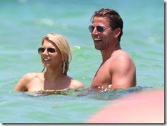 Roman Weidenfeller And Girlfriend Lisa