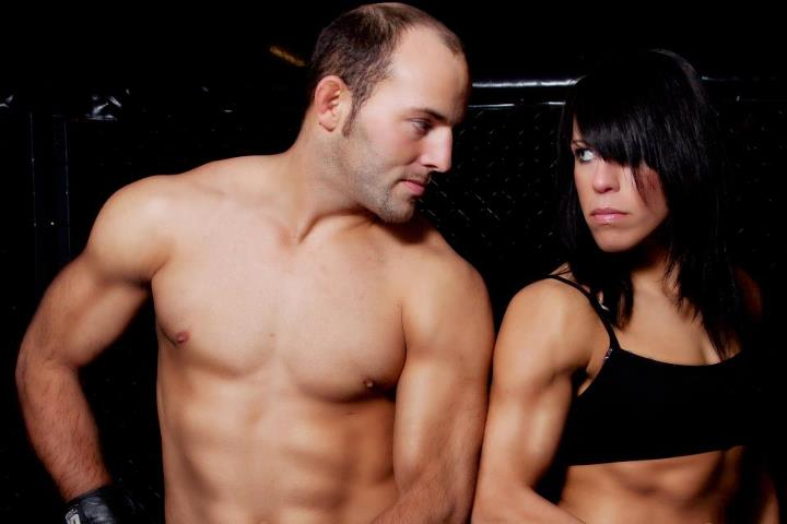 Who is German MMA Fighter Sheila Gaff? Any Boyfriend? girlfriend?
