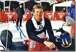 Thomas Vonn Skier