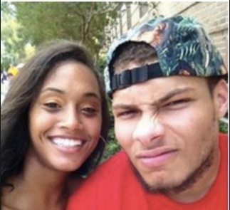 Sydni Paige Russell- Tyrann Mathieu's Girlfriend