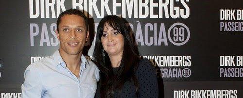Manuelli Correia- Adriano Correia's Wife