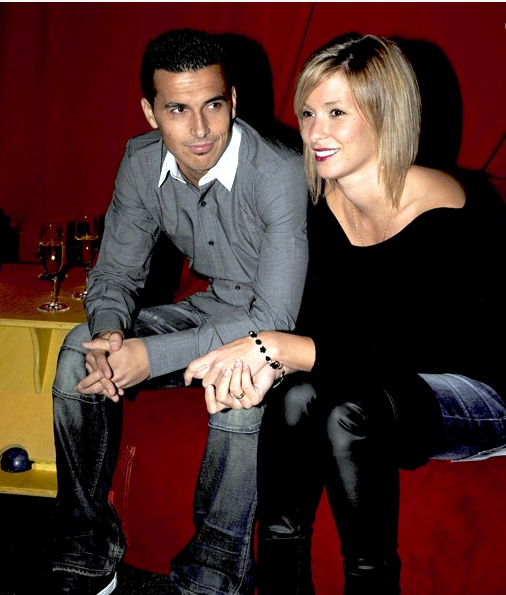 Carolina Martin Pedro Rodriguez' Wife