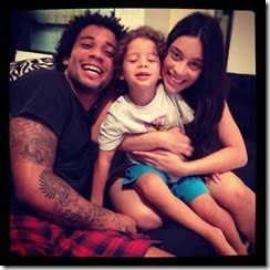 clarisse alves-family