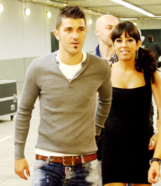 "Patricia Gonzalez Villa is David ""El Guaje"" Villa's Wife"
