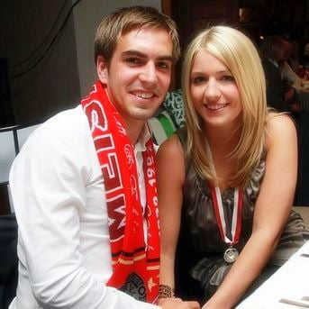 Claudia Schattenberg- Philipp Lahm's Wife