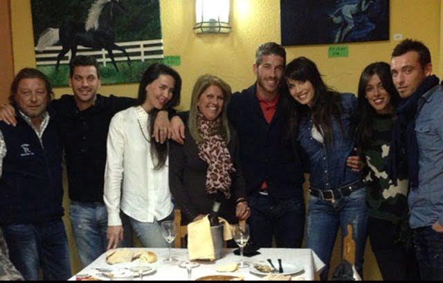 Pilar Rubio is Real Madrid Sergio Ramos' girlfriend (bio ...