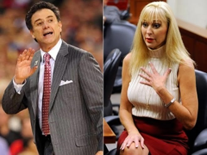 PHOTOS: Karen Sypher- Louisville Cardinals Rick Pitino's Mistress