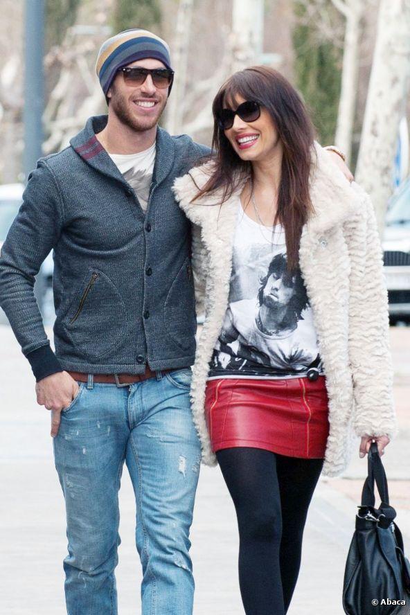 Sergio ramos girlfriend