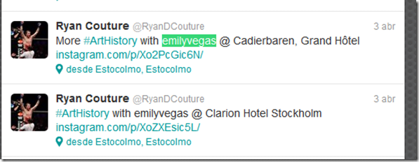 ryan couture twitts